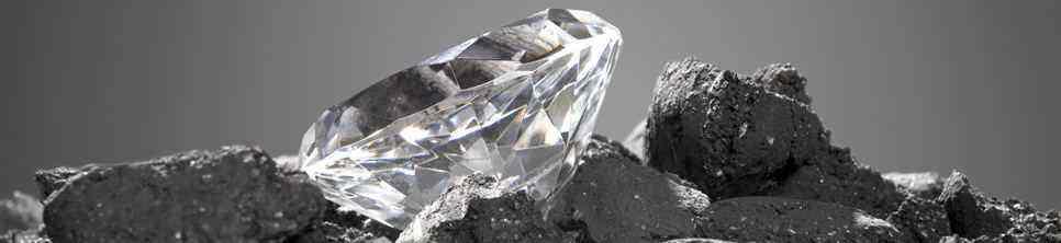 Diamant à l'état brut